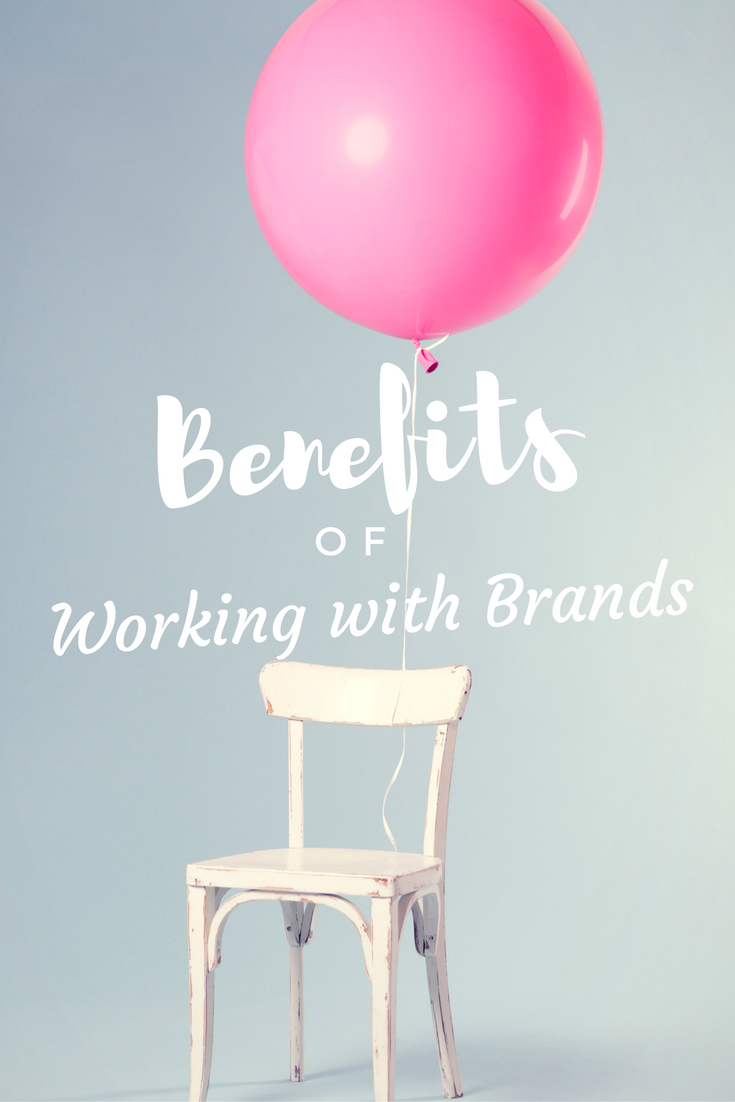Benefits of Working with Brands & a free challenge to join in on.