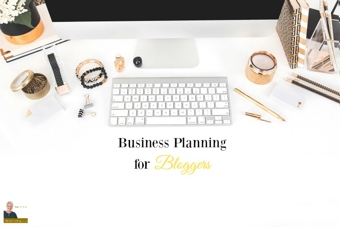 Podcast 4 – Business Planning for Bloggers with Marnie Craycroft