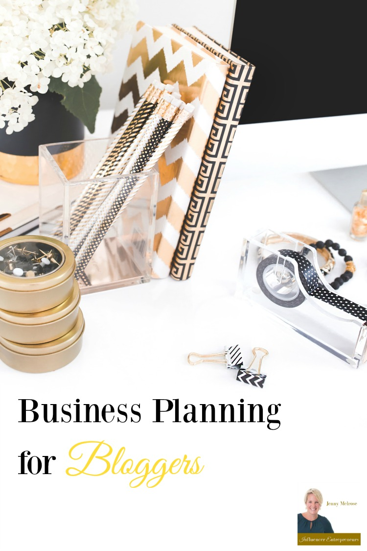 Are you looking to take your business to the next level? We're talking about the importance of business planning for bloggers because your blog is your business and you need to treat it that way.