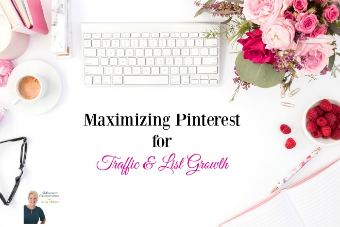 Podcast 9: Maximizing Pinterest for Traffic & List Growth