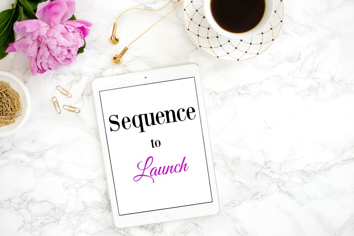 Sequence to Launch eCourse