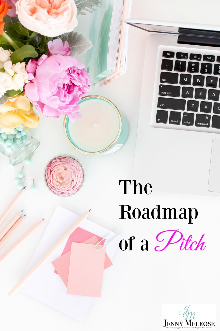 The Roadmap of a Pitch