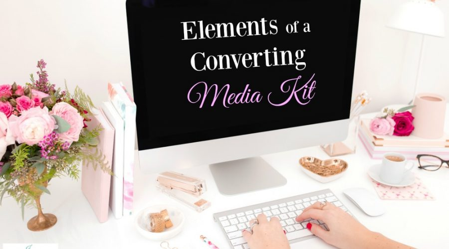 Elements of a Converting Media Kit