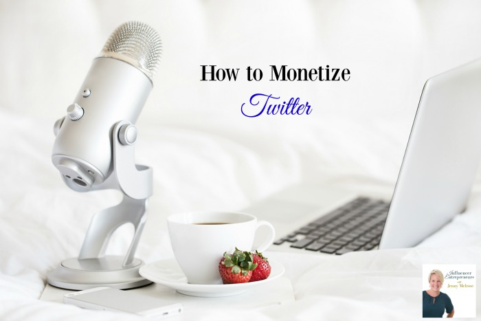 Podcast 17: How to Monetize Twitter