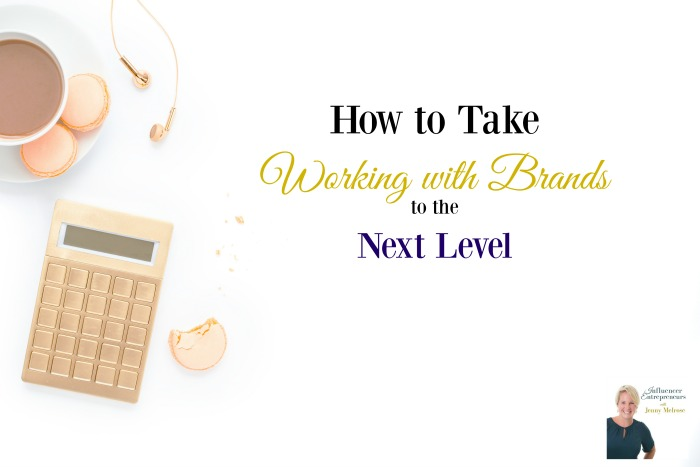 Podcast 16: How to Take Working with Brands to the Next Level