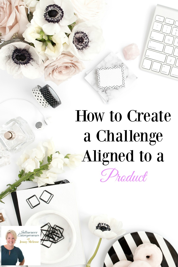 How to Create a Challenge Aligned to a Product