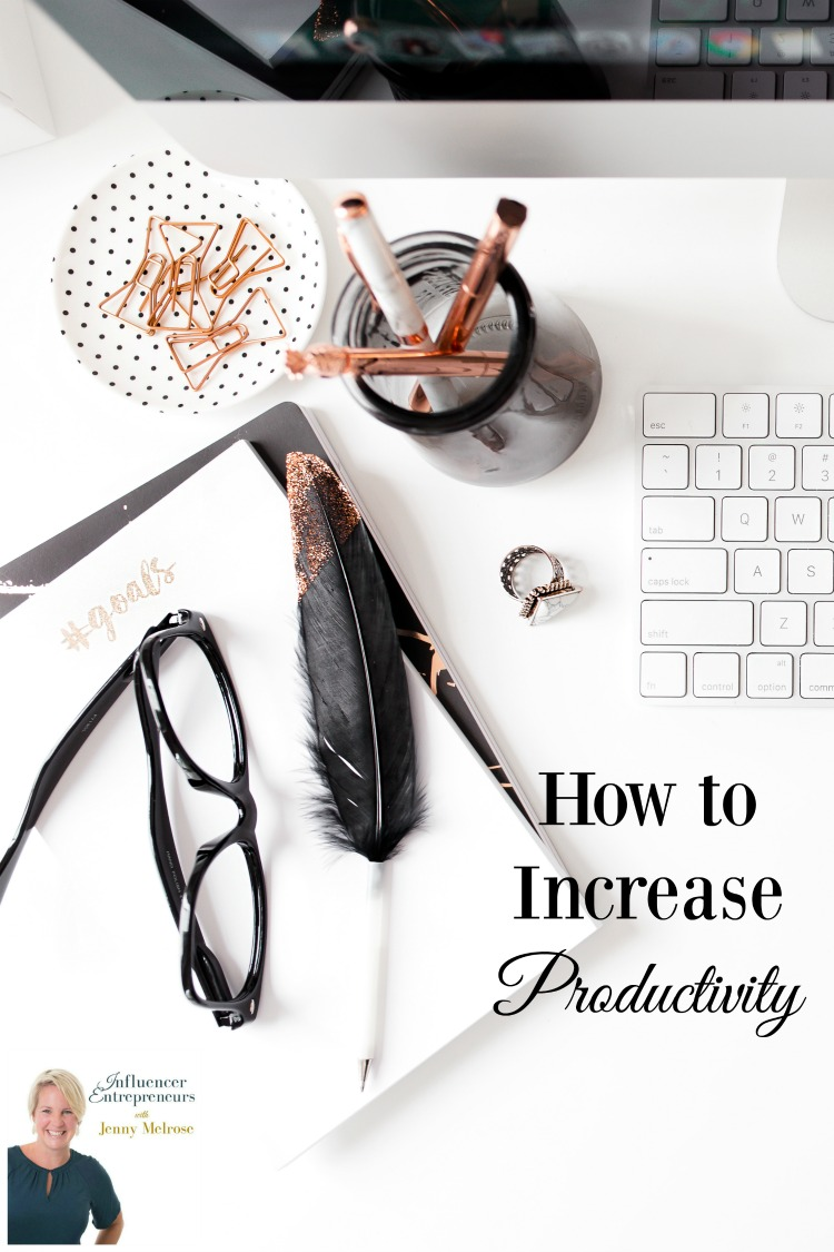 How to Increase Productivity with Jennifer Roskamp