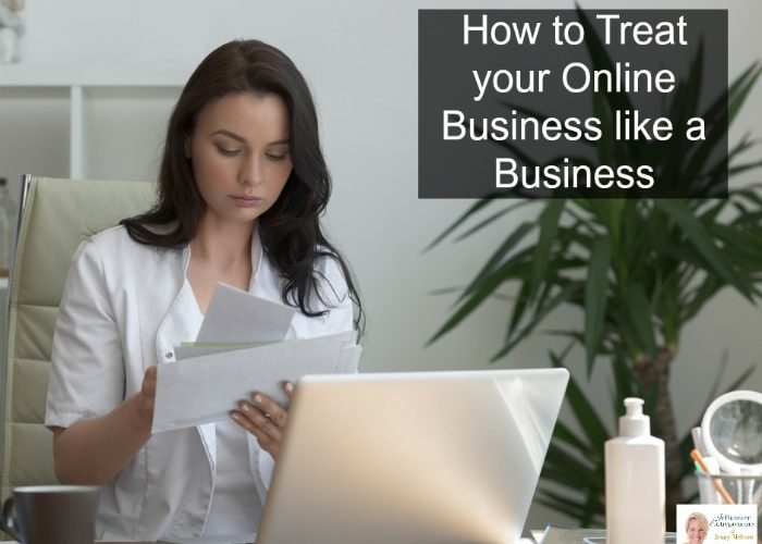 IE 35: How to Treat your Online Business like a Business