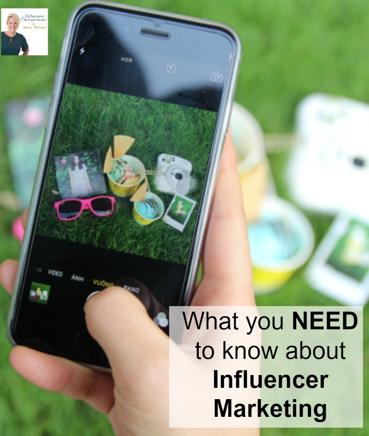 What you NEED to know about Influencer Marketing to make a full time income