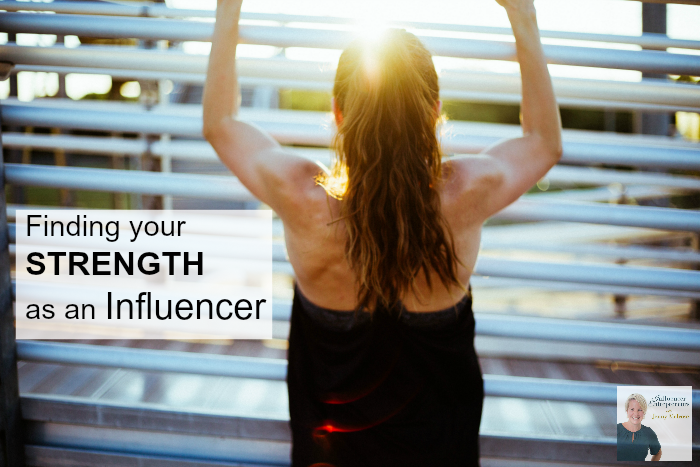 IE 37: Finding your Strength as an Influencer