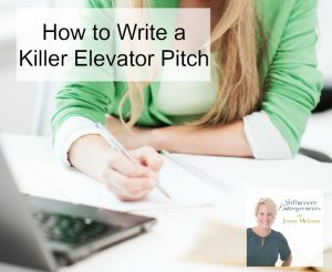 How to Write a Killer Elevator Pitch to Engage your Audience