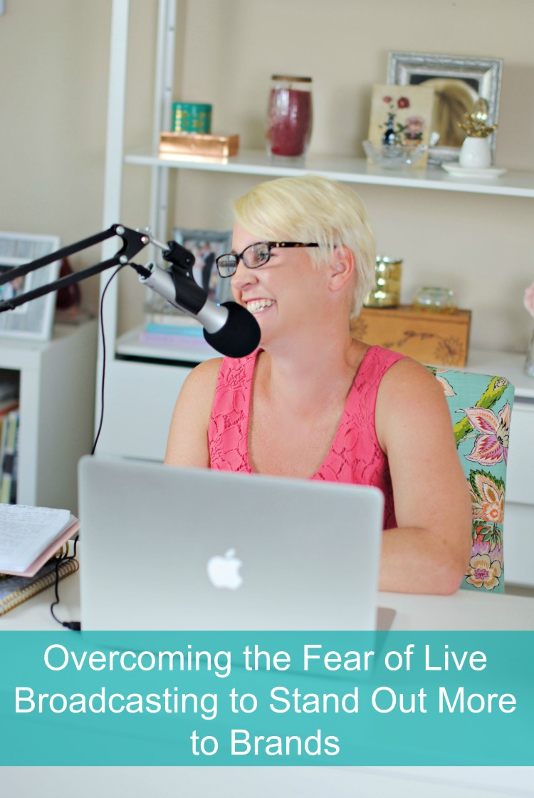 Overcoming the Fear of Live Broadcasting to Stand Out More to Brands