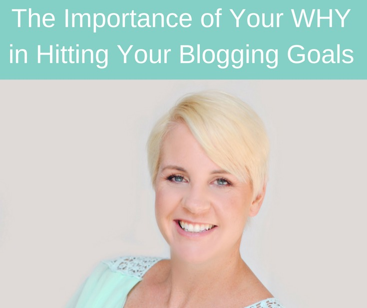 IE 50: The Importance of Your WHY in Hitting Your Blogging Goals