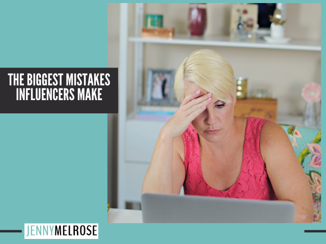 IE 59: Biggest Mistakes Influencers Make when Working with Brands