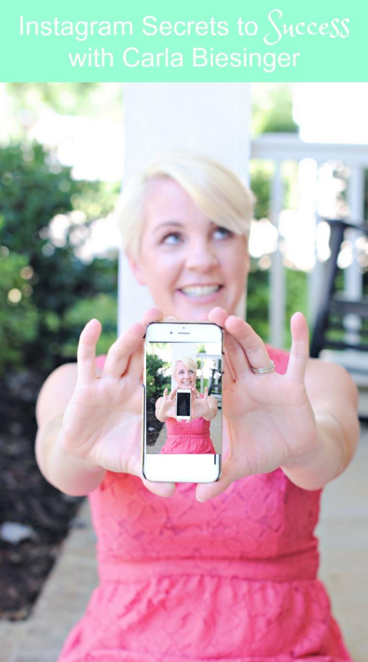 Instagram Secrets to Success with Carla Biesinger