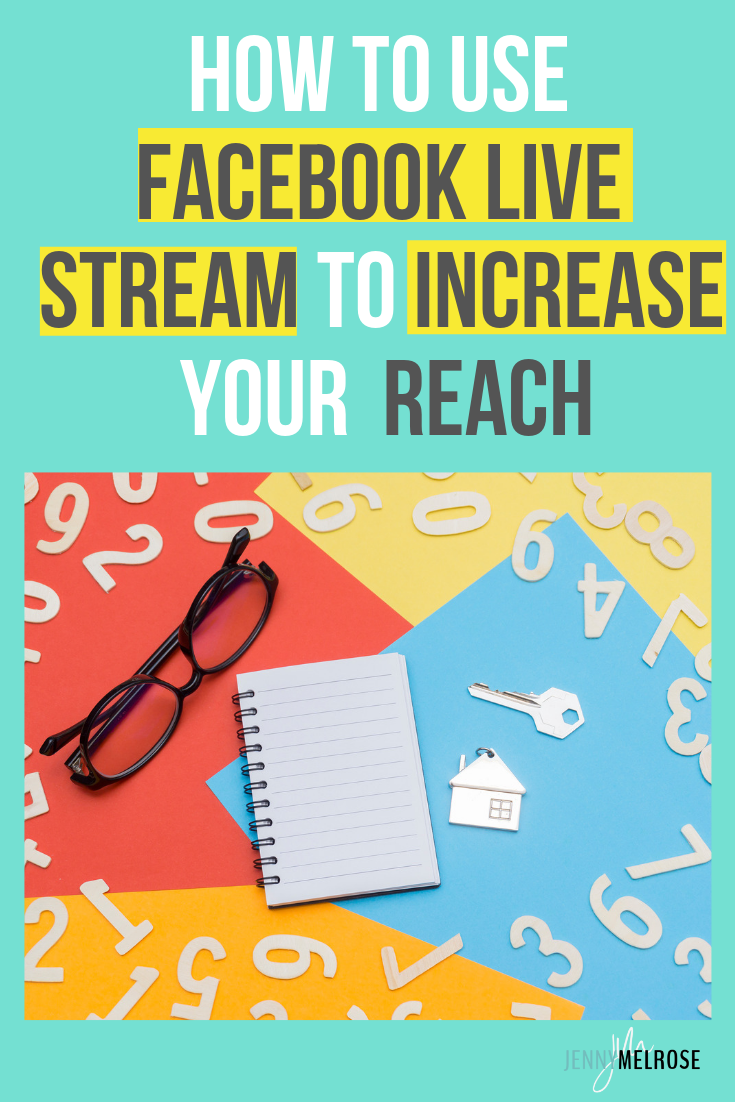 Is your reach non-existent when trying to engage with your audience? Facebook Live stream provides a way to reach your audience while building your list. #bloggingtips #livestreaming