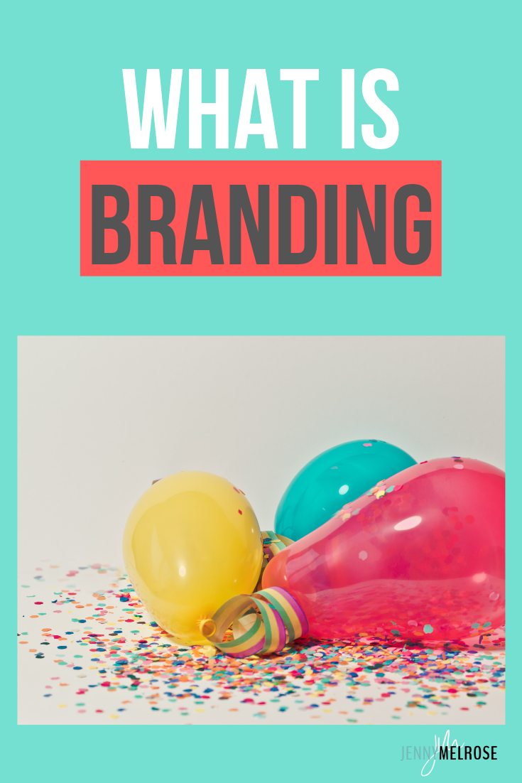 Wondering what is branding? As an influencer and blogger you need to know your personal brand and the components that it consists of. #bloggingtips #beginnerblogger