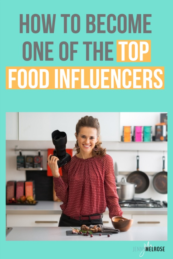How to Become One of the Top Food Influencers - Having been around top food influencers for a week, there are some distinct characteristics that you need to have!  #bloggingtips #beginnerblogger