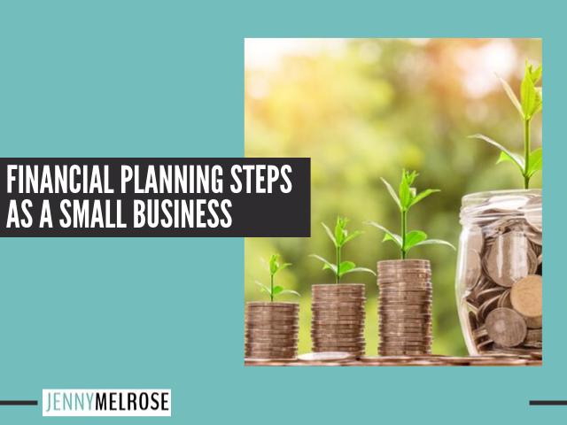 Financial Planning Steps