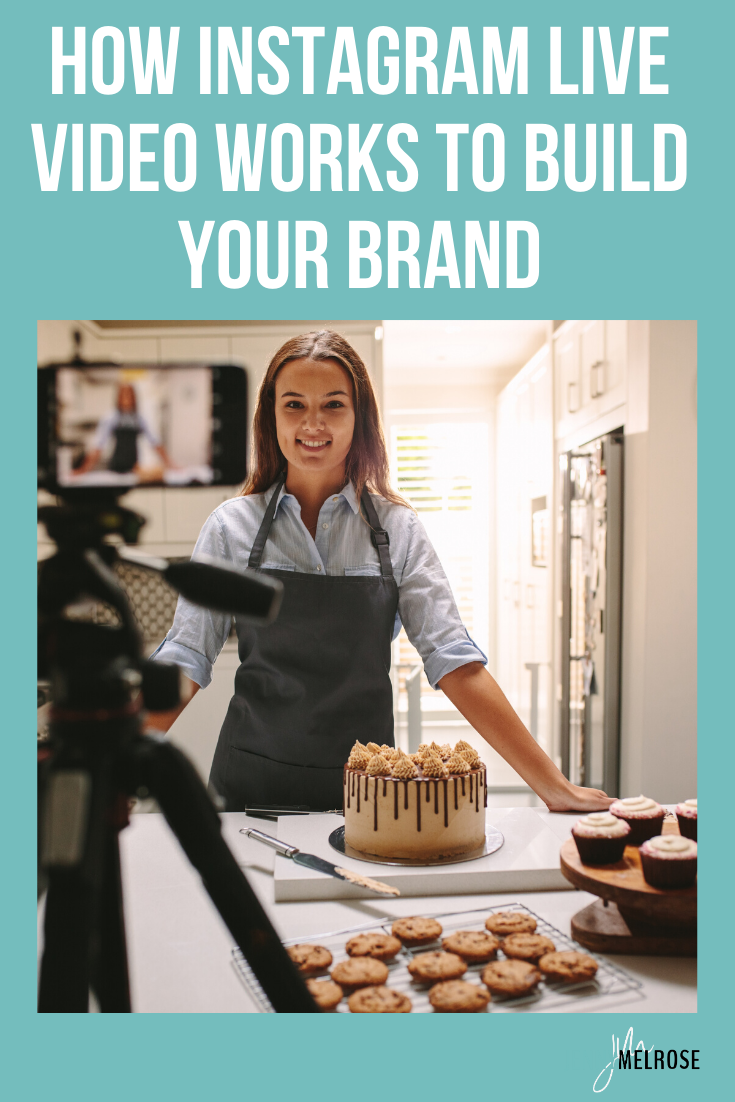Instagram Live Video provides you with an opportunity to engage with the audience that you already have and create a concrete brand for them to like. #bloggingtips #instagram