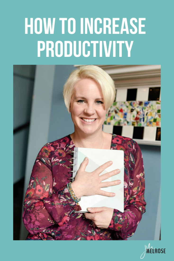 Ready to learn how to increase productivity to help you move your business forward? Tonya Dalton is an author, podcaster and business owner teaching just that.