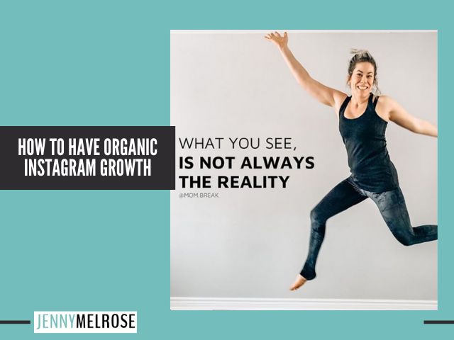 How to Have Organic Instagram Growth