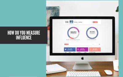 How Do You Measure Influence