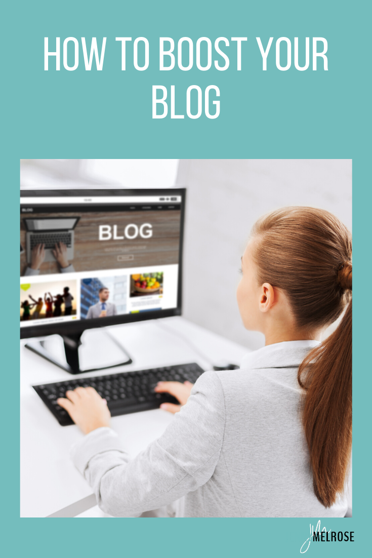 In order to get your content seen you need to be thinking about how to boost your blog traffic and we're offering simple ways to get it done.