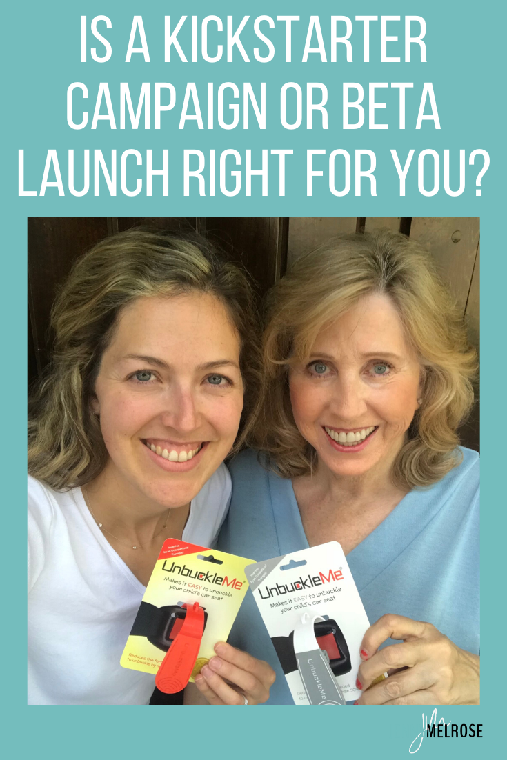 If you create physical products, have you thought of doing a Kickstarter campaign or a beta launch? I am a huge advocate of beta lunches as they tell you whether or not people would be willing to give you money for the solution to their problem.