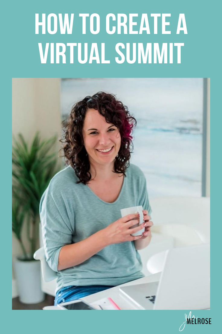 A virtual summit is an amazing way to grow your email list no matter what industry you are in so Krista is showing us exactly how to create one.