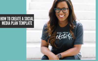 How to Create a Social Media Plan Template