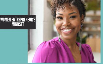 Women Entrepreneur's Mindset