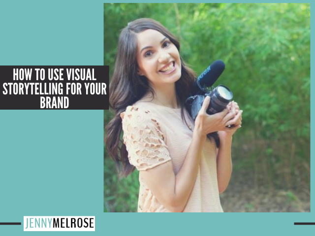 How to Use Visual Storytelling for Your Brand
