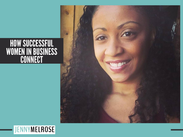 How Successful Women in Business Connect