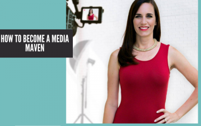 How to Become a Media Maven & Get Backlinks to Your Site