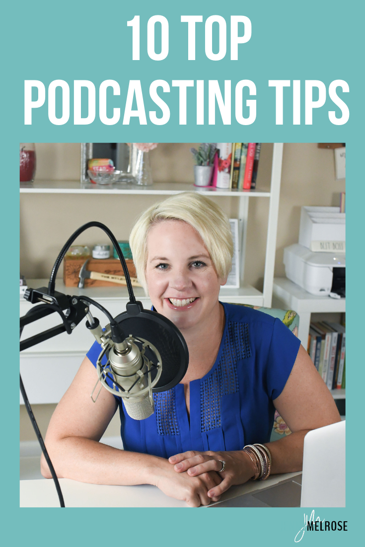 After 200 consecutive episodes of the Influencer Entrepreneurs Podcast, I'm thrilled to share 10 Top Podcasting Tips!