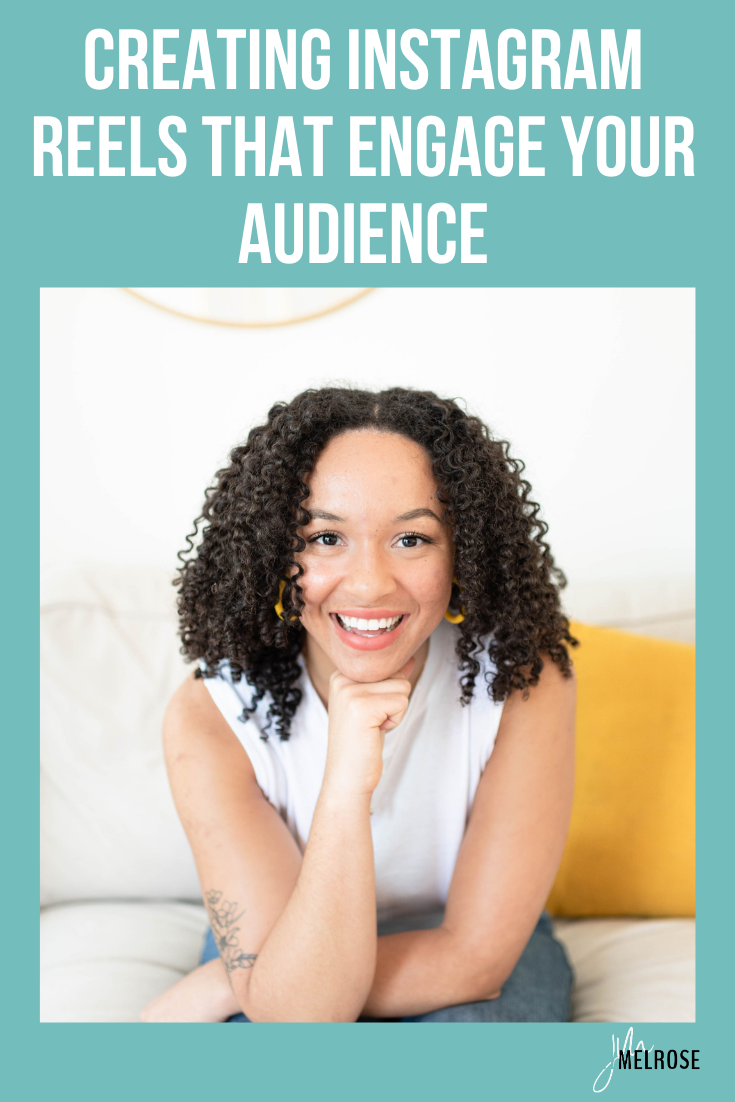 Creating Instagram Reels that Engage Your Audience with Natasha Samuel