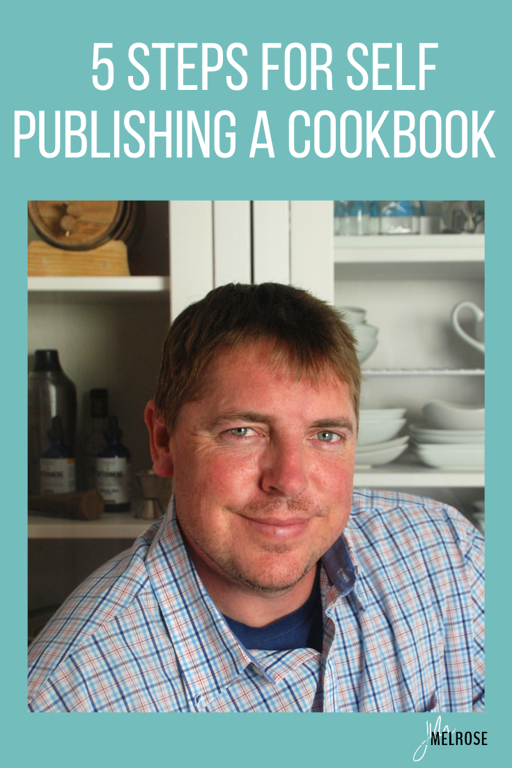 Have you thought about self-publishing a cookbook? Self-publishing can feel so overwhelming with all the unknowns.