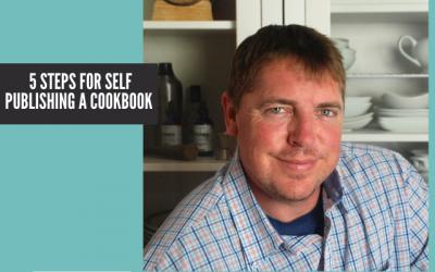 Self Publishing a Cookbook
