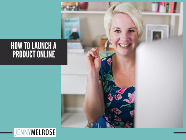 Launch a Product Online