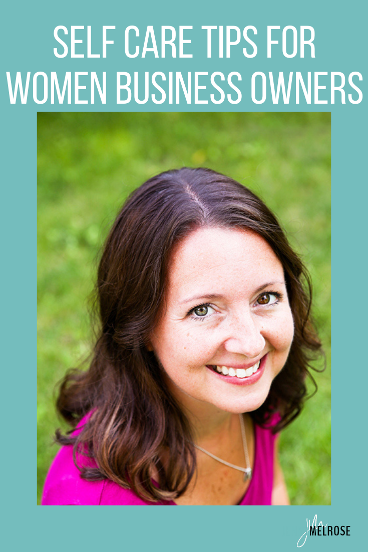 Self-care has been a buzzword over the last few years, especially when it comes to women. Today we're diving into self care tips for women business owners.