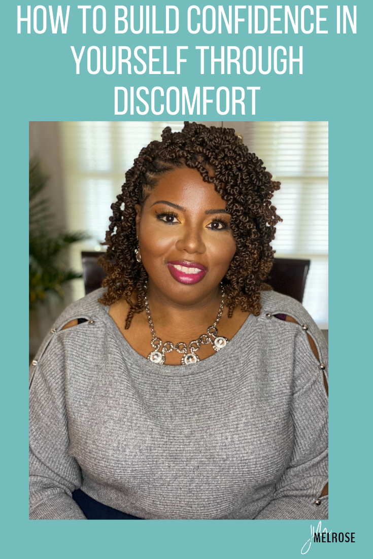 Do you ever wonder how to build confidence in yourself?In today's episode, we talk about how being uncomfortable is the best way to build confidence.