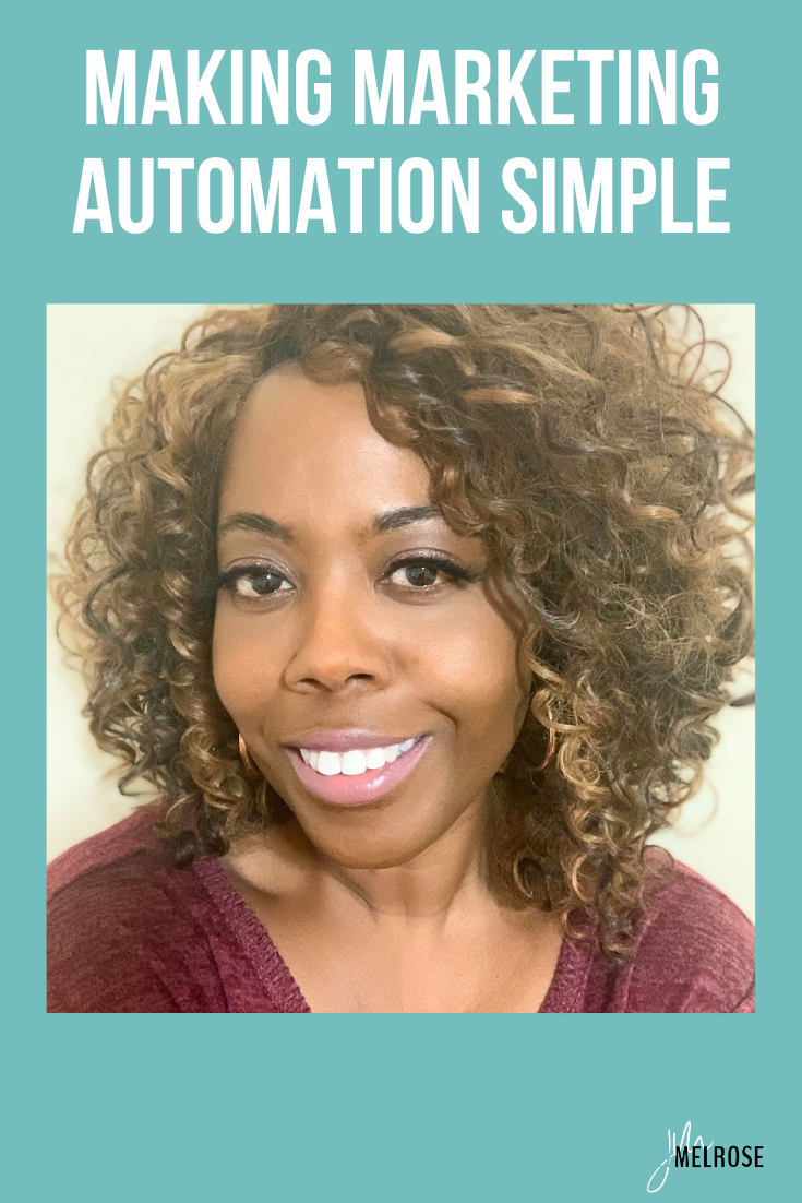 Today we are talking about marketing automation and how to make it simple by using quizzes. People hear about automation and automatically think that it's going to be too hard for them. It sounds complex and confusing but is necessary for most of us in order to run an effective business.