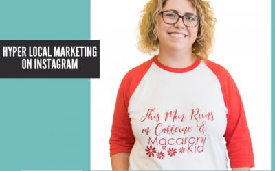 Hyper Local Marketing on Instagram
