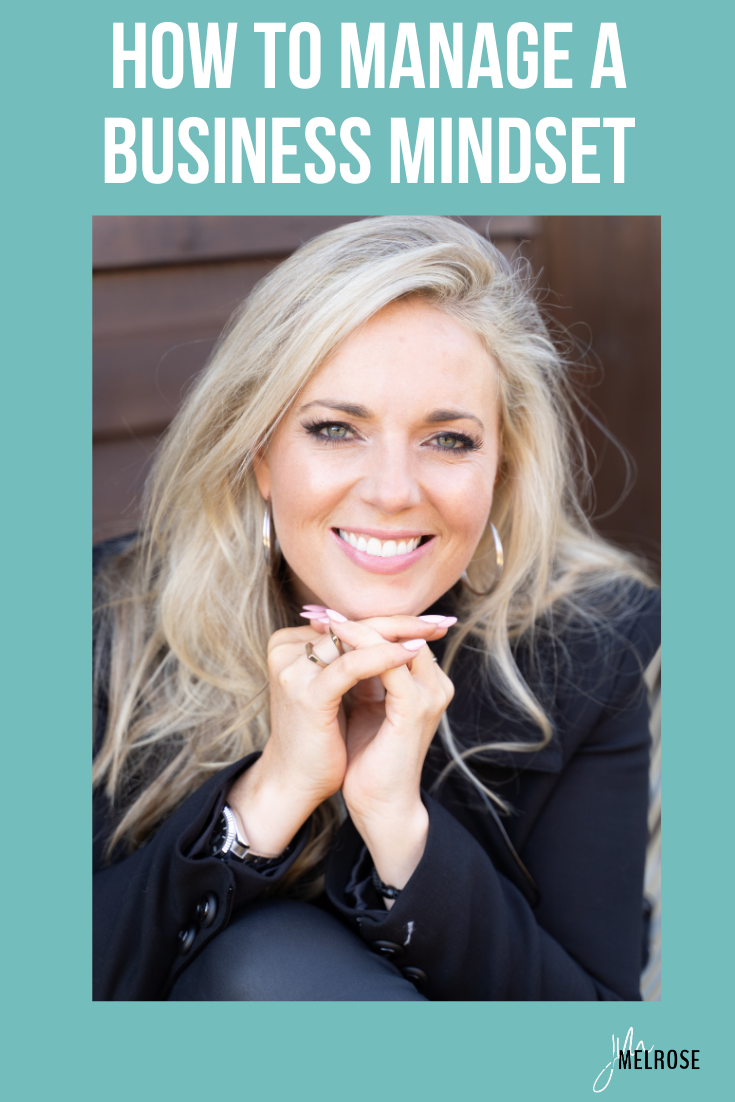 Serena Dodd is on the podcast with me today to talk about how to manage a business mindset. This is such an important topic for all business owners.
