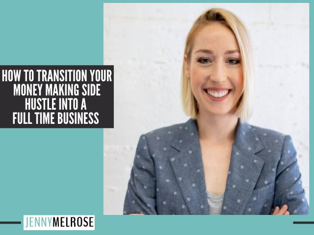 Money Making Side Hustle